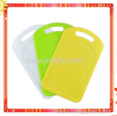 CHEAP PLASTIC CHOPPING BOARD CHOPPING BLAOCK CHINA