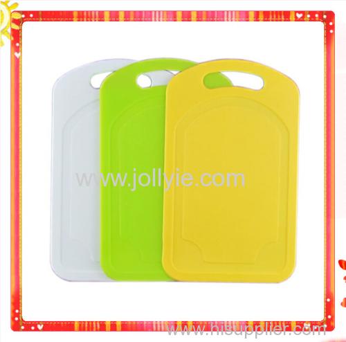 CHEAP PLASTIC CUTTING BOARD CHOPPING BLOCK CHINA