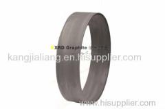 The insulation tube of graphite