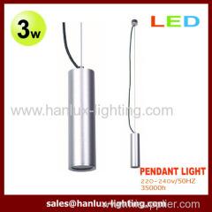 3W SMD Pendant Light