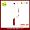 3W LED Pendant Light