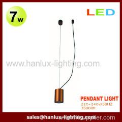 7W LED Pendant Lighting