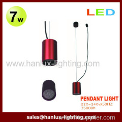 7W SMD Pendant Lighting