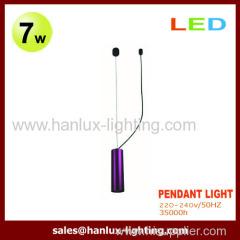 7W LED Pendant Lights