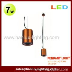 7W CE SMD Pendant Lighting