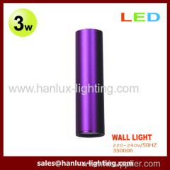 3W SMD Wall Light