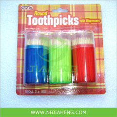 Bamboo Toothpicks with Grade A Meterial