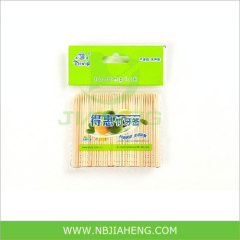 Bamboo Toothpicks Double Point 2.0*65mm