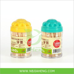 Factory Direct Clean and Hard Bamboo Toothpicks