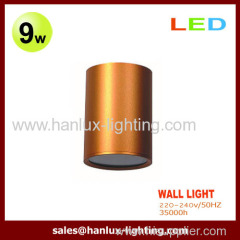 9W CE RoHS LED Wall Light
