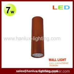 7W CE RoHS LED Wall Light