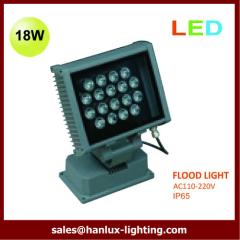18W high power led flood light