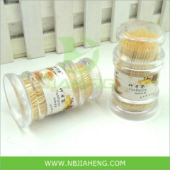 Natural Bamboo Toothpicks With Various Color