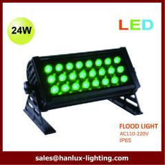 24W high power led flood light