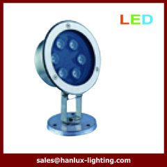 6w high power led underwater