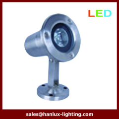 high power led underwater