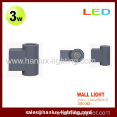 3W CE LED Wall Light