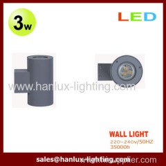 3W CE LED SMD Wall Light