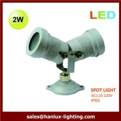 2W high power led spoot light