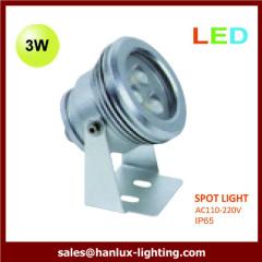 3W high power led spoot light