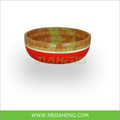 Bamboo Natural Salad Bowl