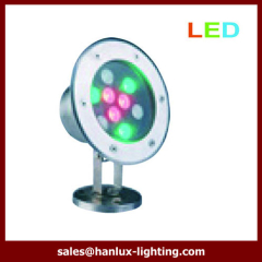 9w high power led underwater