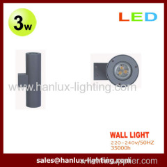 3W CE Wall Lighting