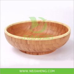 Round Bamboo Bowl with Good Quality