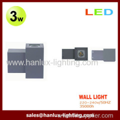 3W CE RoHS Wall Lights