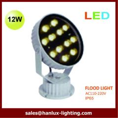 12W flood light high power led