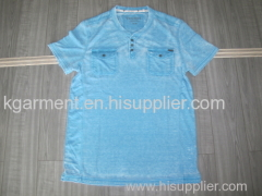 cotton Casual Mens T-shirt