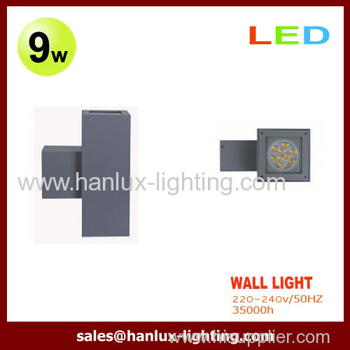 9W 630LM SMD Wall Lights