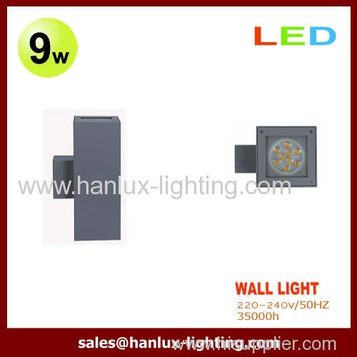 9W 630LM LED SMD Wall Lights