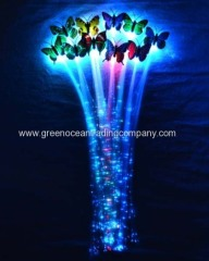 LED hair - butterfly 1