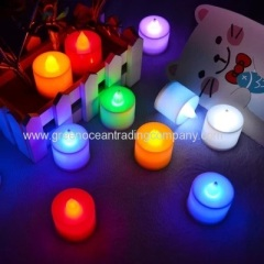 LED remote control candle - 1