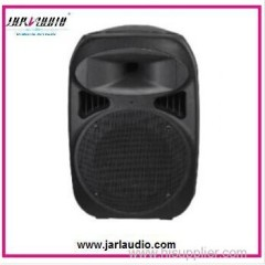 WIFI Powerful Pro Audio Plastic active speaker with LED