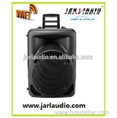 Pa Outdoor Powerful Speaker with WIFI LED MP3 SD USB Bluetooth