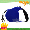 Rubber handle dog leash