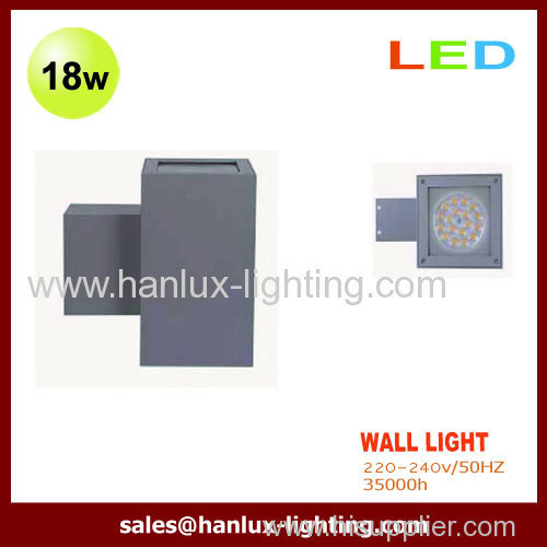 18W LED Wall Lighting