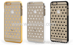 unique and individual hot selling phone cover high-profile for iPhone 6 plus and Samsung case China manufacturer
