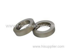 big round custom cast alnico magnet