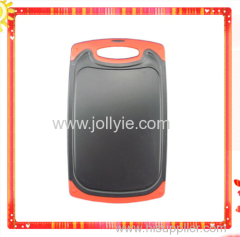 Anti-drip Nonslip Plastic Chopping Block Cutting Block