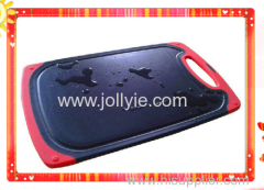 Anti-drip Antibacterial Plastic Cutting Block Chopping Block