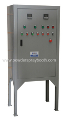 powder coating line electric controller