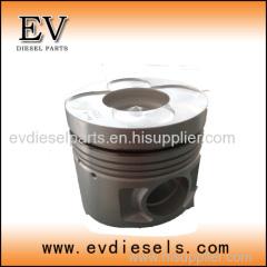 HINO spare parts V26C V25C V22C F21C piston ring cylinder liner kit