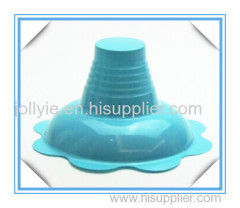 Hot sale Hawaiian shave ice cup glossy color