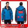 2014 Fashion Design Branded Winter Jackets Men With Battery Heating System Electric Heating Clothing Warm OUBOHK