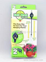 Garden Hanging Plastic Tool hooks
