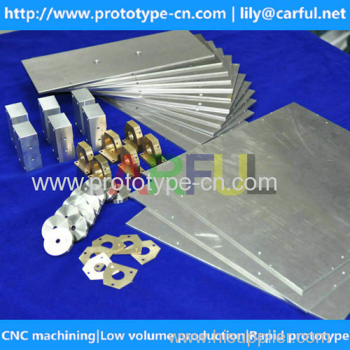 Chinese machine housing CNC machining fixed plate fixed holder CNC machining maker