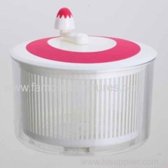 kitchenware hot sale multi-functional fruit and vegetable plastic salad spinner